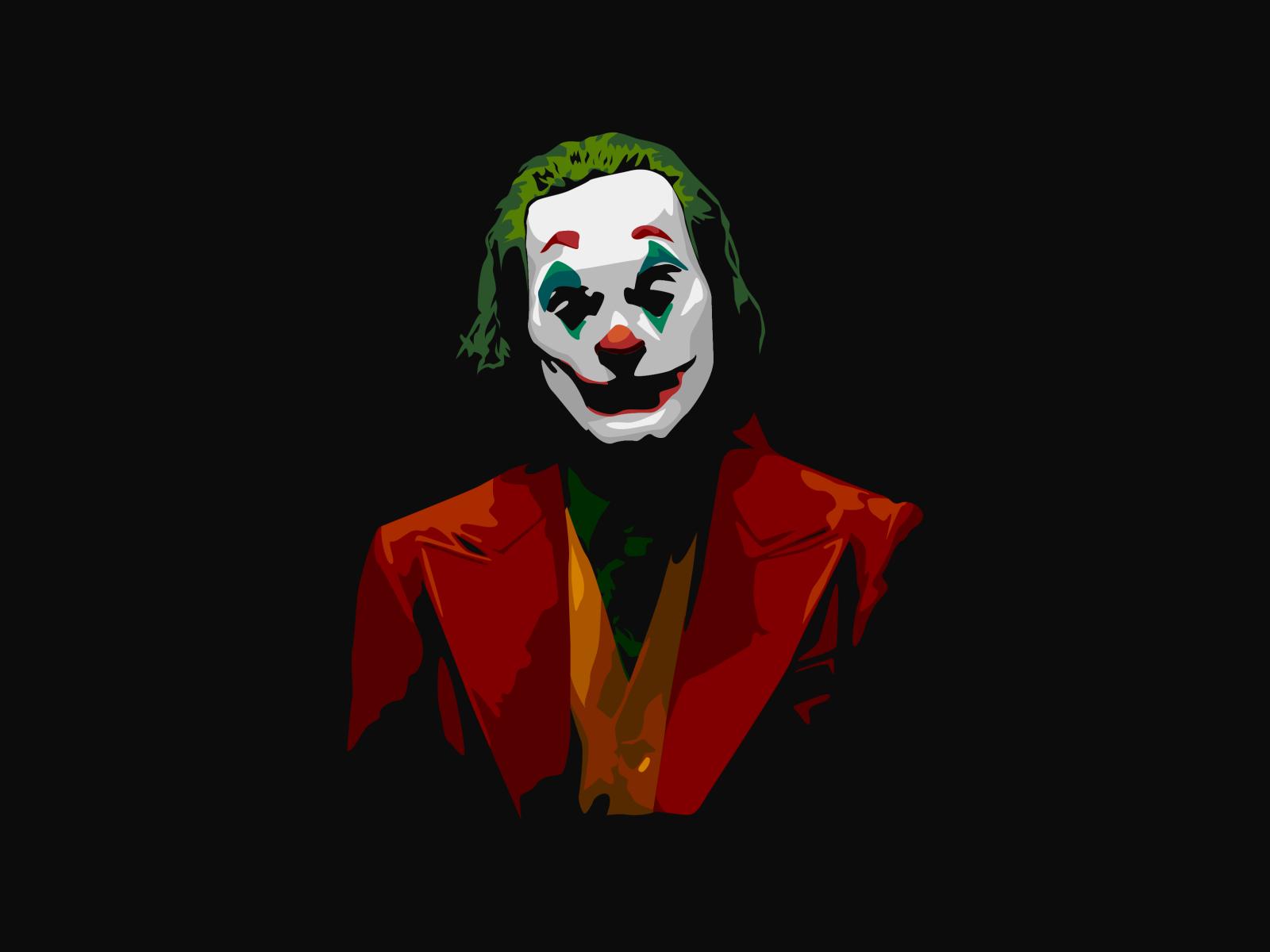 Joker By Afnan Assagav On Dribbble
