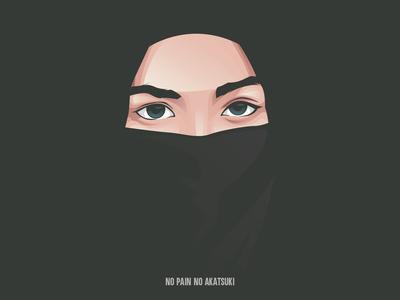 hijab niqob