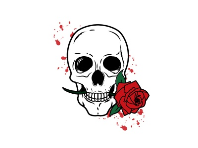 skull tee shirt tees apparel character creative design fiverr work illustration art vexel vector illustrator