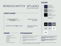 Bridgewater Studio Style Guide