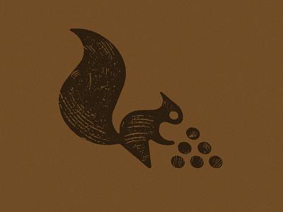 Xilo boi & supplies texture modernism illustration icon animal marks mark symbol logo squirrel