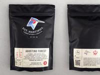 Sgt. Martinho Coffee Bags