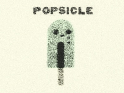 Popsicle dude gelato ice cream ghiacciolo ice popsicle summer heat