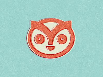 Happy Dude logo icon pictogram symbol mark face friendly amico buddy dude smile happy