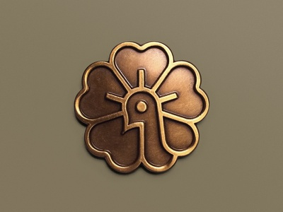 Kujyaku Pin marks mon kamon japan japanese sakura flower peawfol peacock pin lapel pin enamel pin