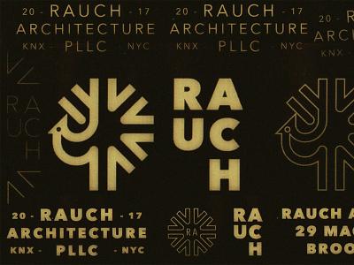 Rauch Architecture PLLC ppx architecture rauch modernism modernist creature bird wheel ferris wheel snowfalkes
