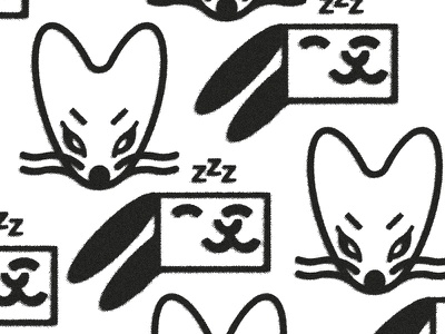 The quick brown fox jumps over the lazy dog. japan mascotte icons motto fox jump lazy dog japanese kitsune