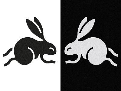 Black meets White animal marks lepre rabbits rabbit hares hare
