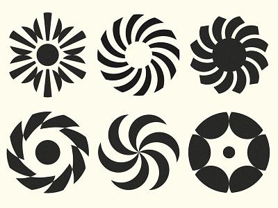 Taiyo geometric modernism modernist mark sole rise taiyo sun japan japanese