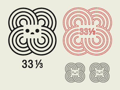 33 1/3 circles lines scratch infinite loop sad 33 marks mark music vinyl lp