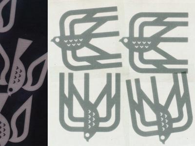 Falling Crew 2 eagle bird hawk falcon modernism marks logo picto icon glyph collective fallingcrew