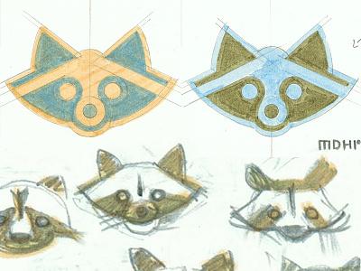 mdhr sketches marks mark trademarks trademark symbol icon sketch mascot sketches animal logo