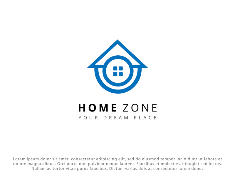 Logo Design For Real Estate Company By Rinex Design On Dribbble