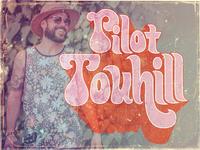 Pilot Touhill - Band Logo Design music branding california reggae illustration