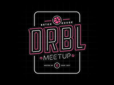 Baton Rouge Dribbble Meetup