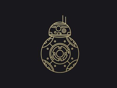 BB-8 Monoline