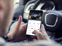 Beepi - Car page for iOS