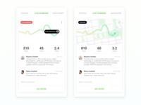 Healthcare App Concept Design