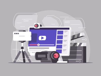 Video content production concept