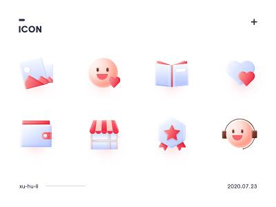 Realistic icons design icon app 插图 ui
