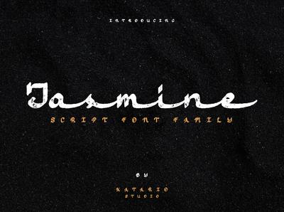 Jasmine Script Font Family