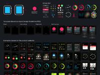 Apple watch gui by codemotion2