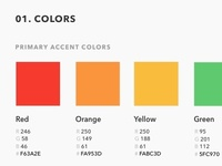 Color Style Guide