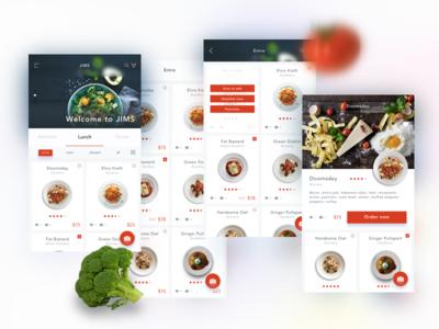 Food Ordering  sketch search list meal drink eat restaurant order online mobile app order food ordering food