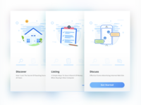 Walkthroughs for Real Estate UI KIT