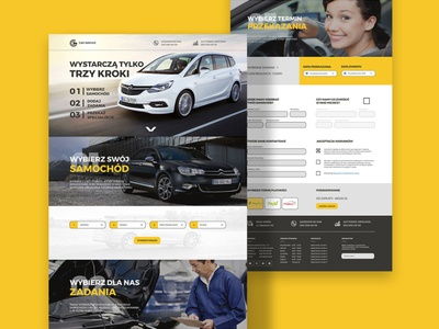 Booking Car Services