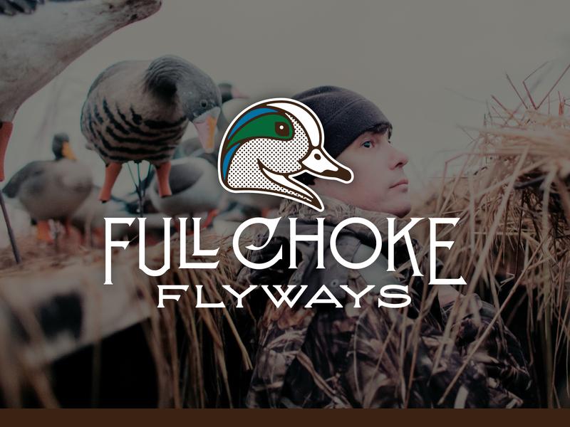 Full Choke Flyways Identity