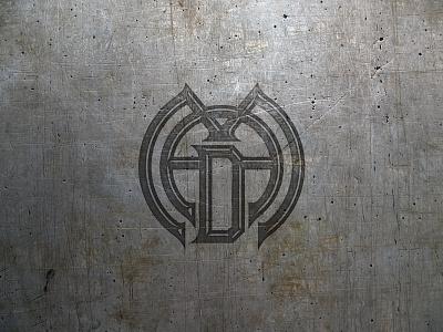 Mad World monogram letter mark monogram design monogram hand lettering design branding brand lettering logo identity
