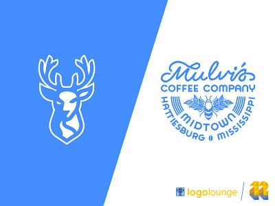 LogoLounge Book 12 outdoors coffeeshop icon logo design identity branding identity logo