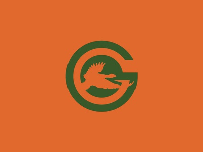 Gander 1 thick lines identity icon
