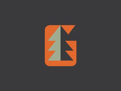 Gander 4 thick lines identity icon