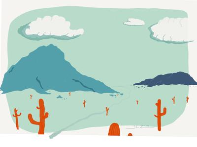 Cactus Trace  (2019)
