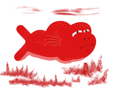 Red Sea Bubble Fish (2019)
