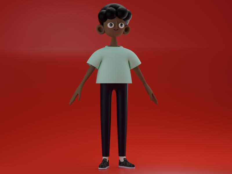 Dallas york design characterdesign artist modeling animation cgart blender 3d blender 3d 3d art