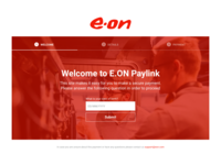 E.on White Label Payment Solution