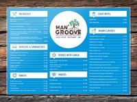 Man'Groove Menu