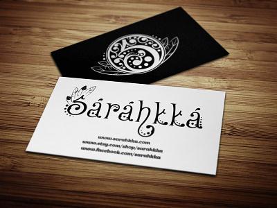 Sarahkka mutdiz design logo sarahkka