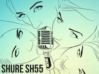Shure SH55