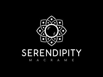 Serendipity Macreme mutdiz design logo macrame serendipity