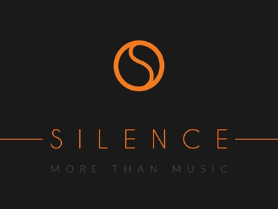 Silence Logo youtube player player music old mutdiz design app logo silence