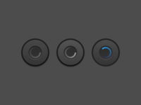 Interactive download-button