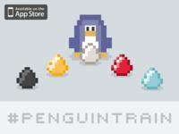 Penguin Train #penguintrain