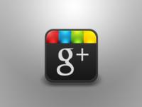 GooglePlus PSD