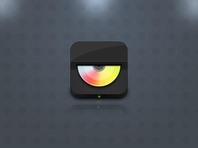 Music Icon music icon iphone ipad ios idevice cd light shine piano