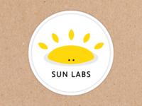 Sun Labs - Custom Label