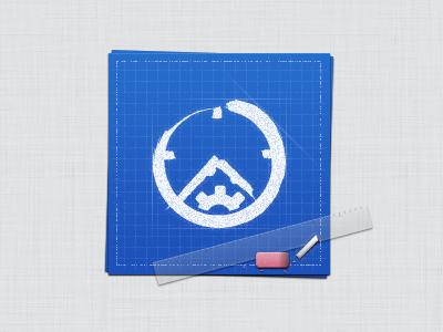 Configuration ruler rubber crayon swinx configuration blueprint icon